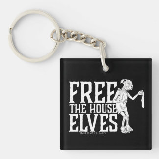 Harry Potter | Free The House Elves Keychain