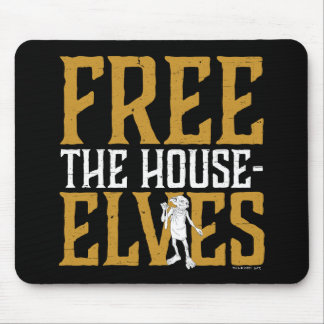 Harry Potter | Free The House Elves Mouse Pad