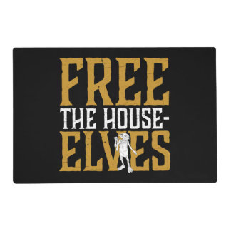 Harry Potter | Free The House Elves Placemat