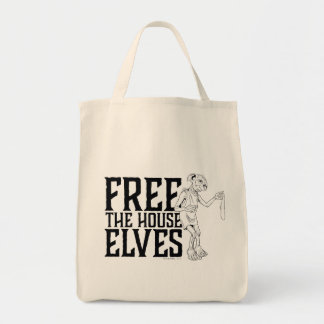 Harry Potter | Free The House Elves Tote Bag