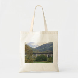 Harry Potter Genfinnan Viaduct Tote Bag