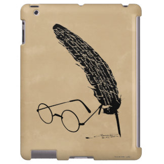 HARRY POTTER™ Glasses And Quill