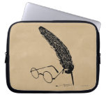 HARRY POTTER™ Glasses And Quill Laptop Sleeve