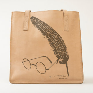 HARRY POTTER™ Glasses And Quill Tote