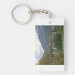 Harry Potter Glenfinnan Viaduct Keychain
