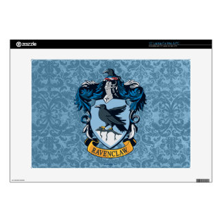 "Harry Potter  | Gothic Ravenclaw Crest 15"" Laptop Decal"