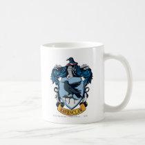 Harry Potter    Gothic Ravenclaw Crest Coffee Mug