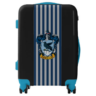 Harry Potter    Gothic Ravenclaw Crest Luggage