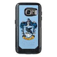 Harry Potter  | Gothic Ravenclaw Crest OtterBox Samsung Galaxy S7 Case