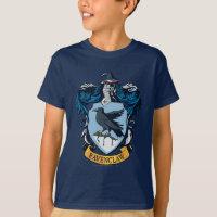 b316e7881e90 Women's T-Shirts. Harry Potter | Gothic Ravenclaw Crest