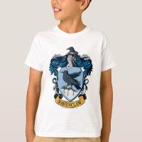 Harry Potter  | Gothic Ravenclaw Crest T-Shirt