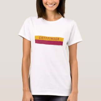 Harry Potter   Gryffindor Banner T-Shirt