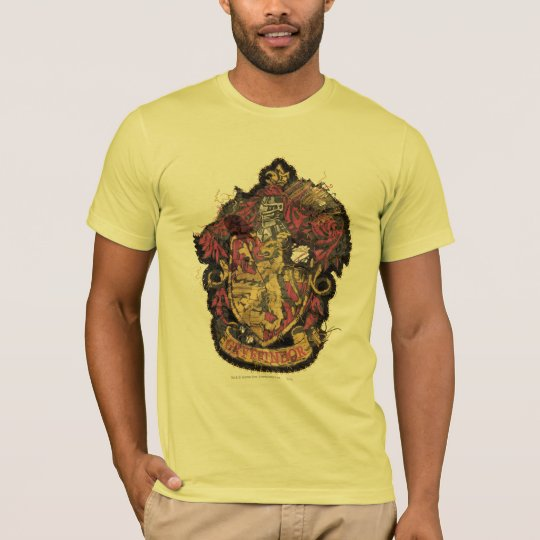 Harry Potter | Gryffindor Crest - Destroyed T-Shirt