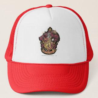 Harry Potter | Gryffindor Crest - Destroyed Trucker Hat