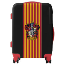 Harry Potter   Gryffindor Crest Gold and Red Luggage