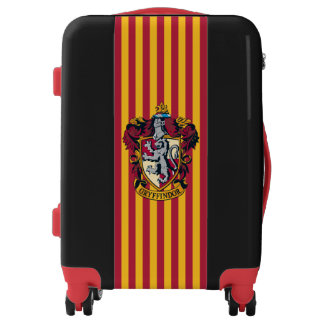 Harry Potter | Gryffindor Crest Gold and Red Luggage