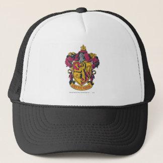 Harry Potter | Gryffindor Crest Gold and Red Trucker Hat