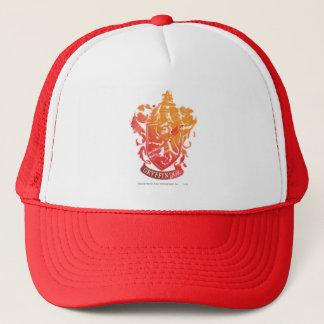 Harry Potter | Gryffindor Crest - Splattered Trucker Hat