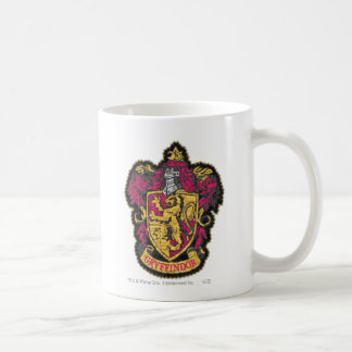 Harry Potter | Gryffindor House Crest Coffee Mug