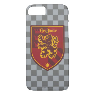 Harry Potter | Gryffindor House Pride Crest iPhone 8/7 Case