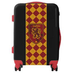 Harry Potter | Gryffindor House Pride Crest Luggage