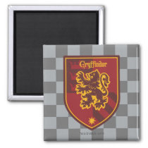 Harry Potter | Gryffindor House Pride Crest Magnet