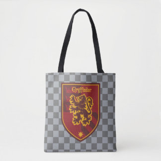 Harry Potter | Gryffindor House Pride Crest Tote Bag
