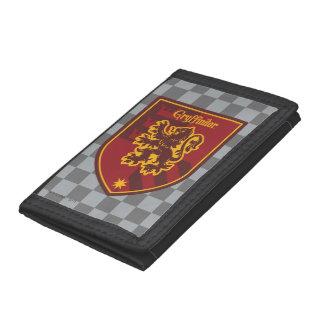 Harry Potter   Gryffindor House Pride Crest Tri-fold Wallet