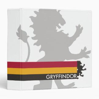 Harry Potter | Gryffindor House Pride Graphic 3 Ring Binder