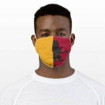 Harry Potter | Gryffindor House Pride Graphic Adult Cloth Face Mask