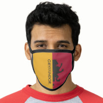 Harry Potter | Gryffindor House Pride Graphic Face Mask