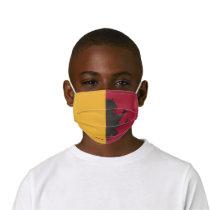 Harry Potter | Gryffindor House Pride Graphic Kids' Cloth Face Mask
