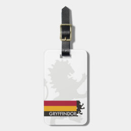 Harry Potter | Gryffindor House Pride Graphic Luggage Tag