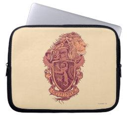 Harry Potter | Gryffindor Lion Crest Computer Sleeve