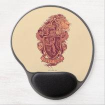 Harry Potter | Gryffindor Lion Crest Gel Mouse Pad