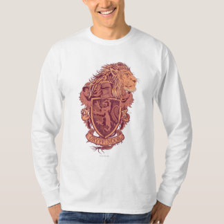 Harry Potter | Gryffindor Lion Crest T-Shirt