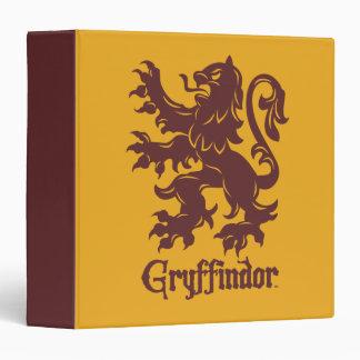 Harry Potter | Gryffindor Lion Graphic Binder
