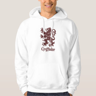 c7eb9cc8 Harry Potter | Gryffindor Lion Graphic Hoodie