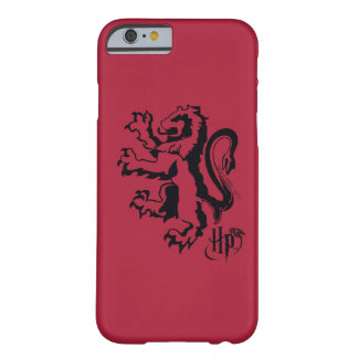 Harry Potter | Gryffindor Lion Icon Barely There iPhone 6 Case