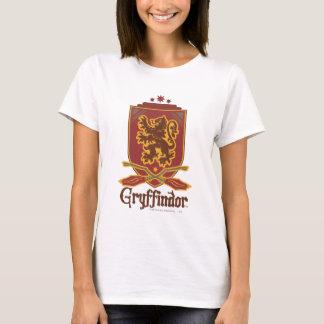 Harry Potter | Gryffindor QUIDDITCH™  Badge T-Shirt