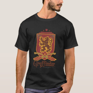 Harry Potter | Gryffindor QUIDDITCH™  Badge T-Shirt
