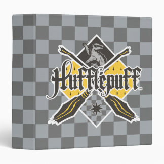 Harry Potter | Gryffindor QUIDDITCH™ Crest 3 Ring Binder