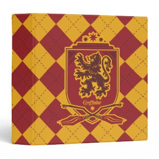 Harry Potter | Gryffindor QUIDDITCH™  Crest Binder
