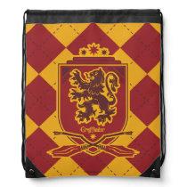 Harry Potter | Gryffindor QUIDDITCH™  Crest Drawstring Bag