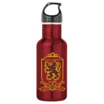 Harry Potter | Gryffindor QUIDDITCH™  Crest Stainless Steel Water Bottle