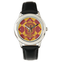Harry Potter | Gryffindor QUIDDITCH™  Crest Wrist Watch