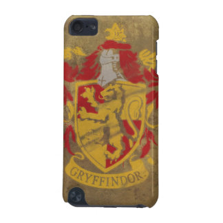 Harry Potter | Gryffindor - Retro House Crest iPod Touch (5th Generation) Cover