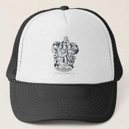 Harry Potter | Gryffindor Stencil Sketch Trucker Hat