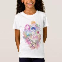 Harry Potter | Harry, Hermione, & Ron Watercolor T-Shirt