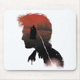 Harry Potter | Harry & Voldemort Wizard Duel Mouse Pad